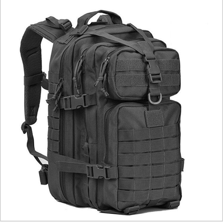 """旅行军用双肩包户外登山书包超大容量军用包运动背包"""""""