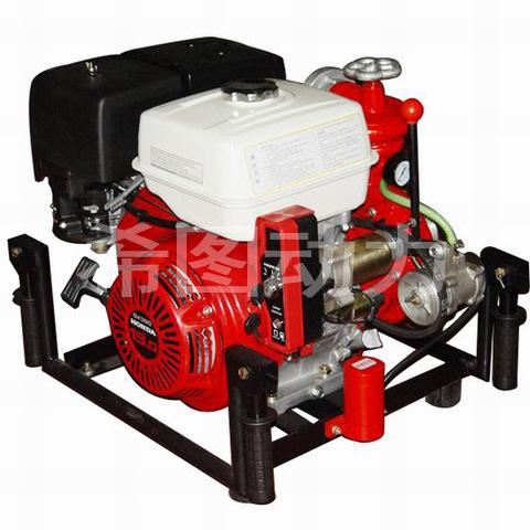 汽油机手抬机动消防泵/ 机动消防泵/柴油机消防泵/移动式消防水