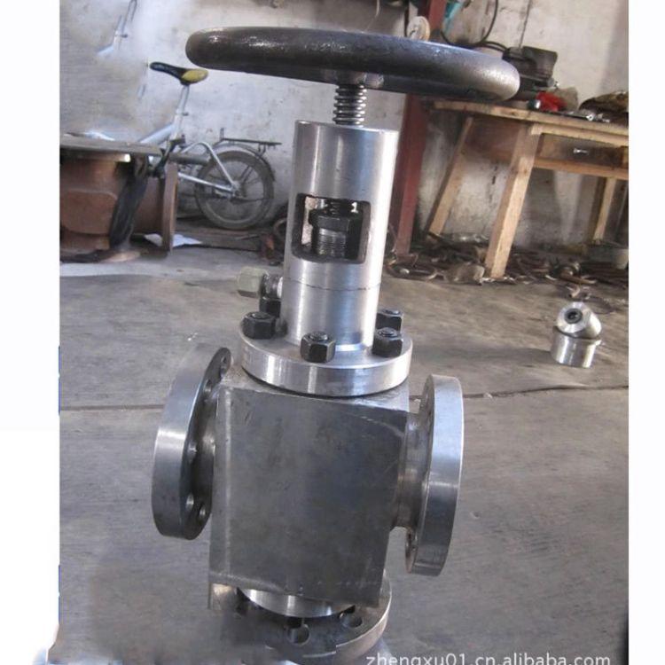 厂家直销阀套式排污阀DTP41YF排污阀法兰锻件手动排污阀