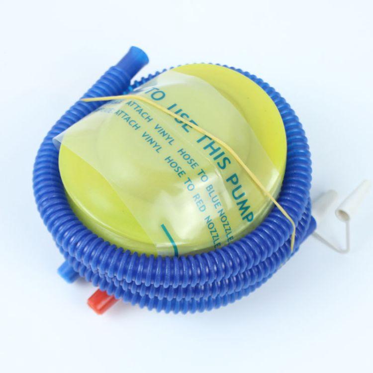 脚踩打气筒气球打气工具儿童玩具充气桶起筒