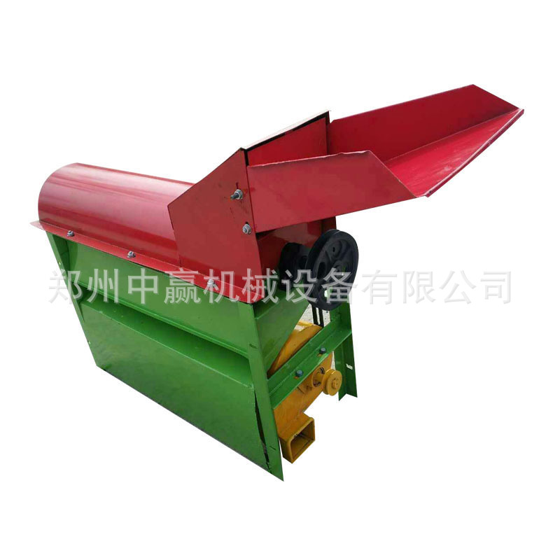 玉米脱粒机家用220V大型全自动甩锤轴小型玉米脱粒机苞米脱粒器