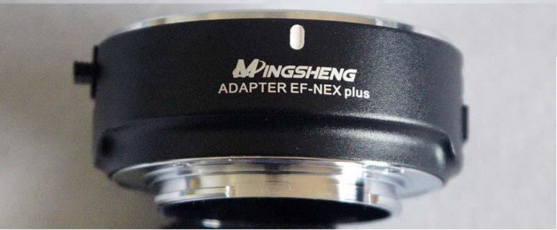 铝合金接环EOS-NEX 接环 转接环单反接环相机接环