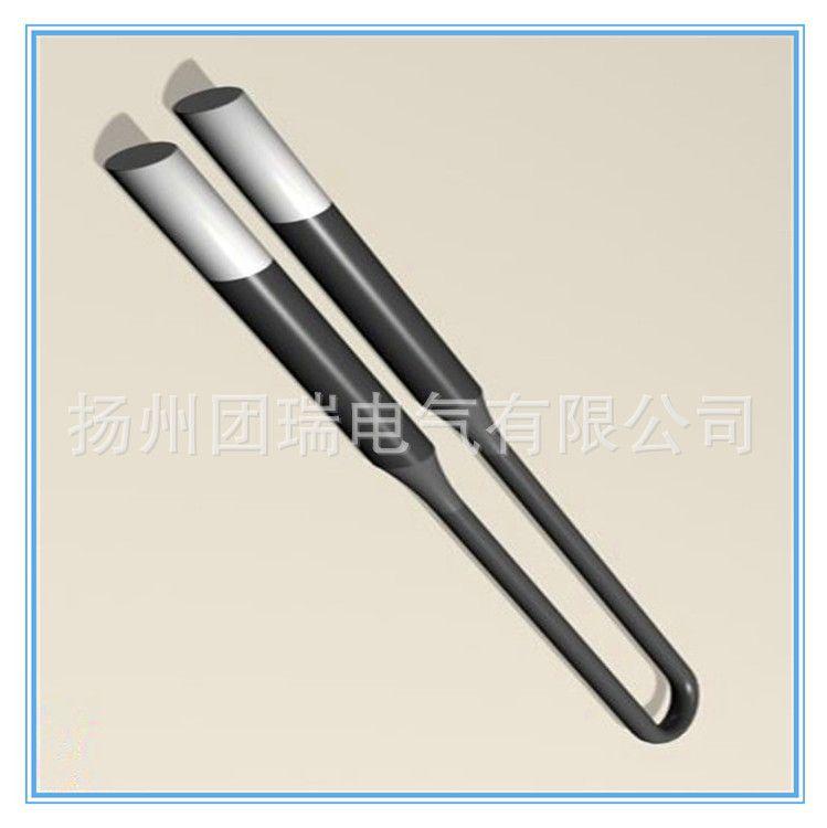 厂家直销 螺纹硅钼棒 U型硅钼棒  粗端式硅钼棒  非标定制