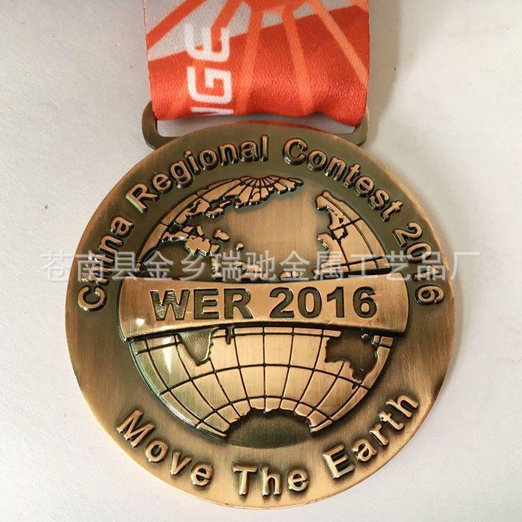长期生产 个性通用奖牌 运动会奖牌 企业活动纪念奖章