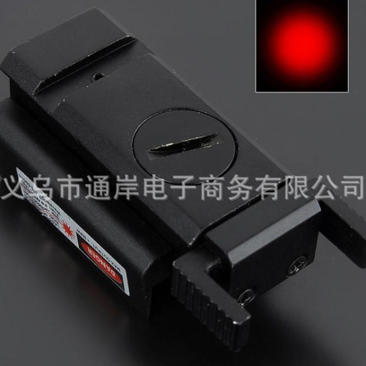 厂家直销 红激光运动户外信号激光定位瞄准