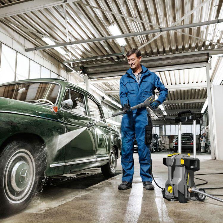 德国凯驰karcher HD5/11P 高压清洗机 便携式原装进口高压清洗机