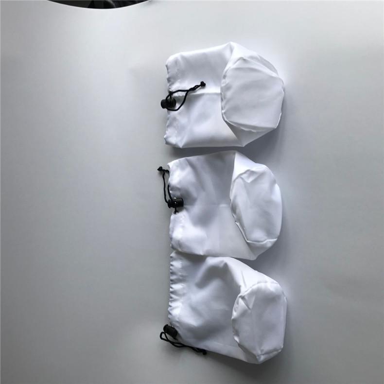 厂家定制束口袋露营灯笼移动电源防水布袋LED灯条收纳袋灯定制