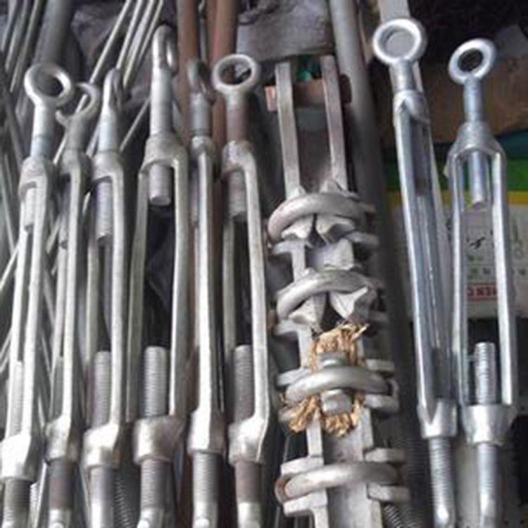 大量现货供应OCOOCC型开体花兰螺丝玛钢花篮螺丝花篮索具