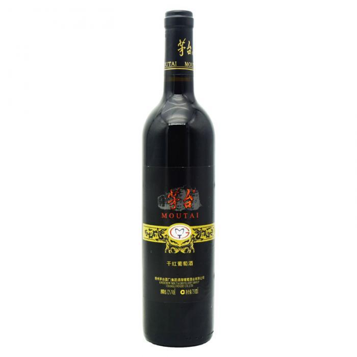茅台镇 茅台红酒 佐餐 干红葡萄酒 葡萄酒 酒水批发 750ml 高品位