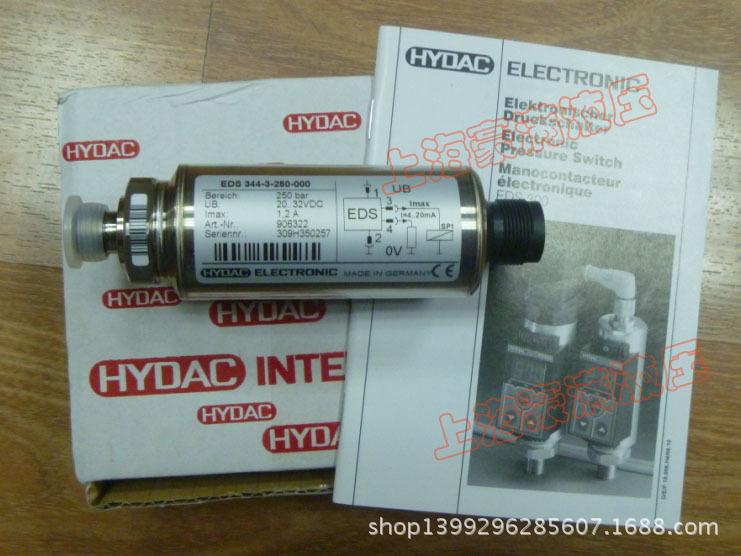 包邮供应贺德克传感器 EDS344-3-250-000