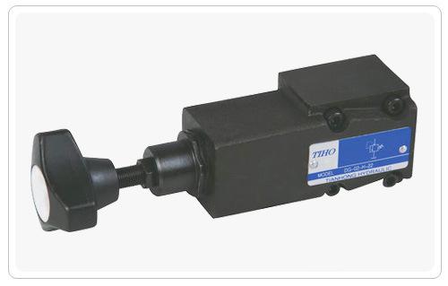 直动式溢流阀-压力控制阀-远程遥控型-DG-01系列