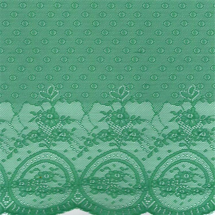长乐聚宜针纺厂家批发服装辅料贾卡蕾丝面料J0005现货供应