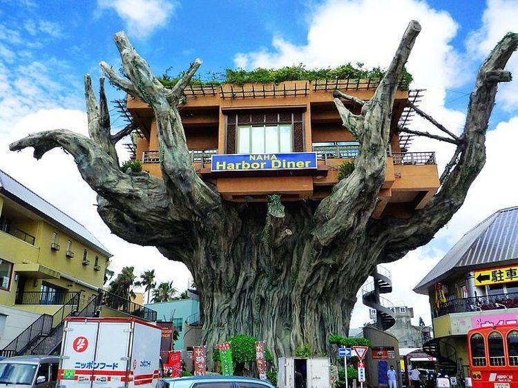 松涛工艺专业设计树屋酒店高档森林原生态独立树屋度假村主题木屋