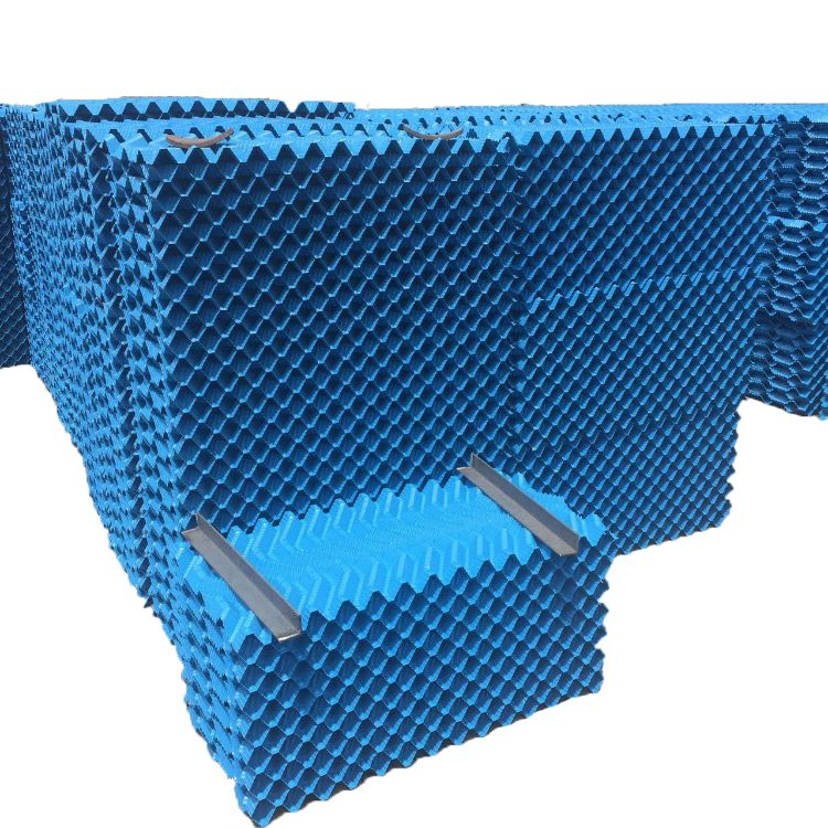现货玻璃钢冷却塔填料收水器 凉水塔填料 PVC填料 高温塔填料价格斜管填料
