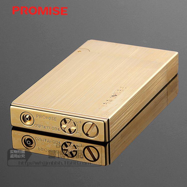 PROMISE/百诺 5号铜机系列 全铜材质 超薄工艺 高档礼品 混批