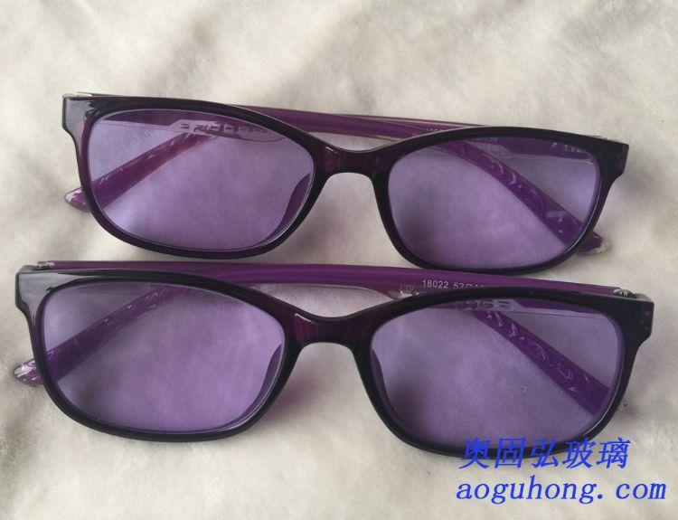 玻璃灯工防护眼镜 防钠光灯工护目镜