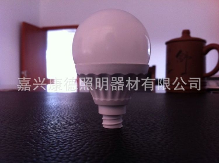 P45-38 P45LED3W球泡灯罩 光扩散pc罩 pc罩球泡 乳白pc罩