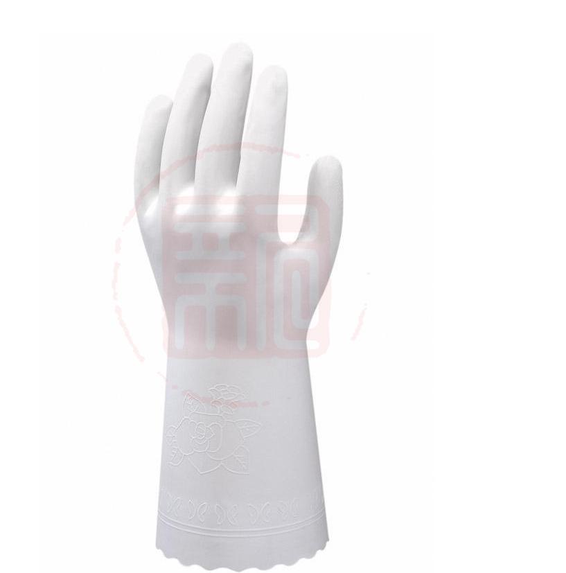 SHOWA尚和130超薄PVC无衬手套耐油耐酸碱无粉抗菌手套