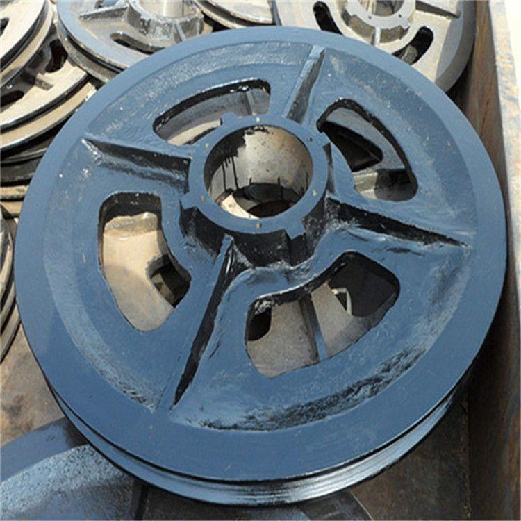 天轮地轮 钢丝绳轮厂家直销   可来图加工 定制 武安延时
